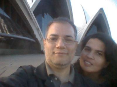 Servilho Marques - Profissão: Gestor de TI/Cidade de origem: São Paulo/ Cidade de destino: Sydney